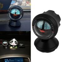 Angle Slope Level Meter Finder Balancer for Car Vehicle Inclinometer