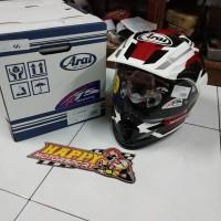 Helm Fullface Adventure Arai Tourcross 3 Departure Size M, L, XL