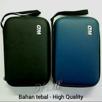 Hard Disk Power Bank Case Pouch / Dompet Sarung Hardisk Powerbank