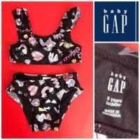 Baju/setelan renang anak perempuan merk Baby gap sisa ekspor(set1)