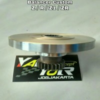 Balancer Kopling custom 18T 20T 21T 24T Jupiter Z Vega R Cripton Z1 ZR