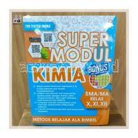 Buku Super Modul Kimia SMA/MA Kelas X, XI, dan XII