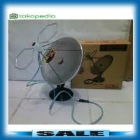 promo Antena TV Indoor Mini Parabola Merk Spyro murah