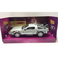 BACK TO THE FUTURE - SKALA 1:24 - WELLY (DIECAST-MINIATUR) .