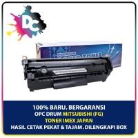 TONER CARTRIDGE HP 12A Q2612A - LASERJET 1010 / 1020 - DRUM MITSUBISHI