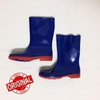 Sepatu AP Boots Anak Warna Biru