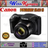 Canon PowerShot SX430 IS Kamera Prosumer - Standard Box