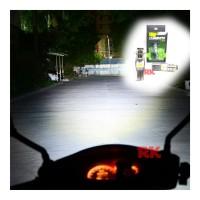 LAMPU MOTOR LED H6 PNP DC HI LOW | LED MOTOR VARIO 125 PNP TANPA UBAH