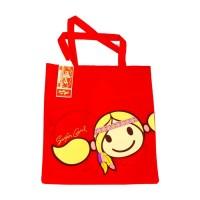 Surfer Girl Big Summer Bohemian Shoulder Bag Red 19SPSBS01RED