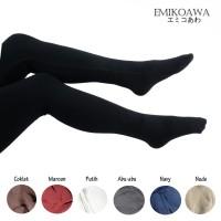 Emikoawa Legging Wudhu Premium - All size fit hingga 75KG