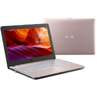 LAPTOP ASUS X441M INTEL N4000 RAM 4GB HDD 1TB WINDOWS 10-ROSE GOLD-14