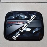 Tank Cover Mitsubishi Pajero Sport Hitam