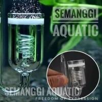 [SPIRAL] Glass Diffuser CO2 / Atomizer Co2 Aquascape