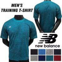 [Unique] Kaos Lari Pria Kaos Olahraga NB Kaos Bola Futsal T-shirt NB