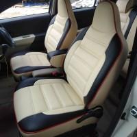 Sarung Jok Datsun Go Panca Bahan Myo Leather
