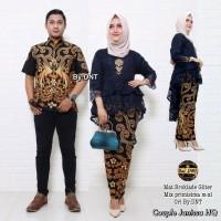 BTC Suplly & Production - Couple Jenisaa DNT Seragam Haji Umroh Baju