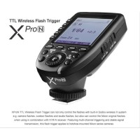 GODOX X-PRO FOR NIKON TTL WIRELESS FLASH TRIGGER