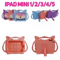 Case Ipad Mini 3 Case Ipad Mini 5 Casing Ipad mini 1 2 3 4 5 Biru