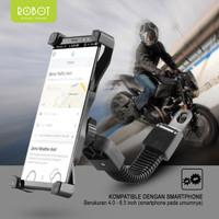 ROBOT RT-MH02 Phone Holder HP Motor - Garansi Resmi