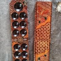 Congklak lipat batik
