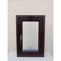 Jendela Boven Alumunium (Casement) - 40*60