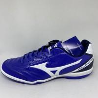 Sepatu futsal mizuno original monarcida neo sala select dazzling blue
