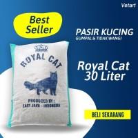 [Best Seller] Pasir Kucing - Royal Cat 25 liter