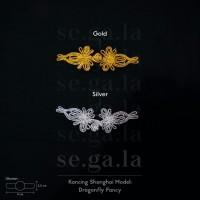 Kancing Shanghai / Cheongsam / Baju Cina - Dragonfly Fancy