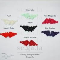 Kancing Shanghai / Cheongsam / Baju Cina - Dragonfly