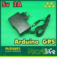 ADAPTOR 5v 2A Arduino GPRS GPS DIGITAL DC JACK
