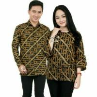 baju couple batik modern