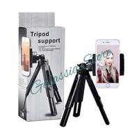 Tripod Support Mini Extendable With Holder 360 - Mini Tripod Hp Kamera