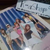 [READY STOCK] 2nd Album Apink: Pink Memory Red ver.