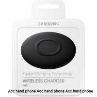 Wireless Charger PAD Samsung Fast Charging Note 9 10 S8 S9 S10 S7