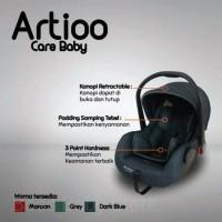 Baby Carrier Artioo Carebaby / Carseat Dudukan Mobil Bayi Artioo