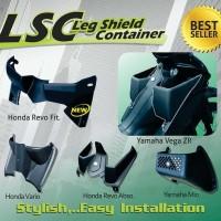 Leg Shield Container / Bagasi Depan Vario 110 old