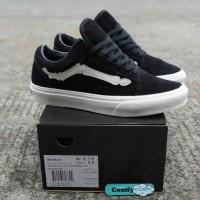 Sepatu Vans Oldskool Blends Black Marsmallow Premium BNIB Quality