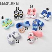 Sepatu Bayi LITTLE KUMA Sneakers Prewalker Unisex Anti Slip - LKM046