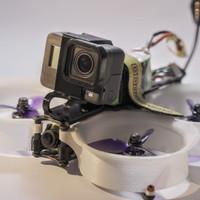 ACROBOT Bonzai ii Cinewhoop 3-inch Ducted Carbon Frame - DJI HD FPV