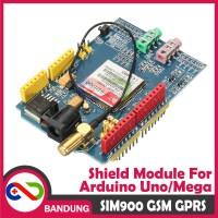 [CNC] SIM900 GSM GPRS QUAD BAND SHIELD MODULE FOR ARDUINO UNO MEG