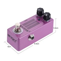 Mosky mp-51 Pedal Efek Gitar Elektrik Mini Single Spring Reverb