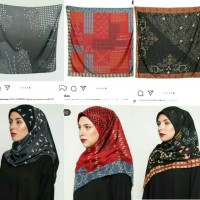 New azrina tabiea andalusian vivi zubedi scarf bukan kami idea