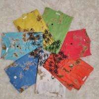 setelan khas bali / baju pantai anak bali / baju bali anak S-M