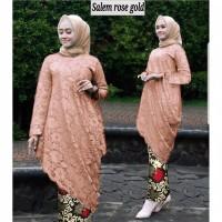 set kebaya wisuda modern/baju kondangan/seragam pagar ayu/Kartini/adat