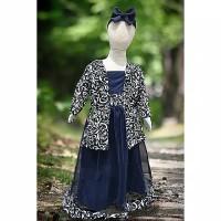 dress anak baby1-5th/gaun pesta muslim/baju kondangan/pagar ayu/ngaji