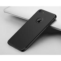 Oppo A39 / A57 Silikon Slim Black Matte Doff