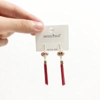 Happiness Earrings – Anting Made in Korea Sincia / CNY / Imlek