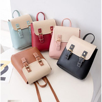 T520 Tas Backpack Ransel Mini Wanita NEW FASHION KOREA STYLE IMPORT