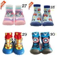 Skidder Shoes / Sepatu Skidders / Kaos Kaki Sepatu Bayi