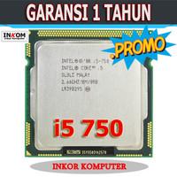 Processor Procie I5 750 Cache 8M 2.66 GHz Socket 1156 H55